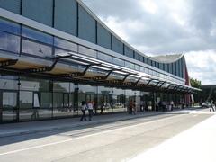 Allgäu Airport Memmingen Entfernung Flughafen Zum Zentrum