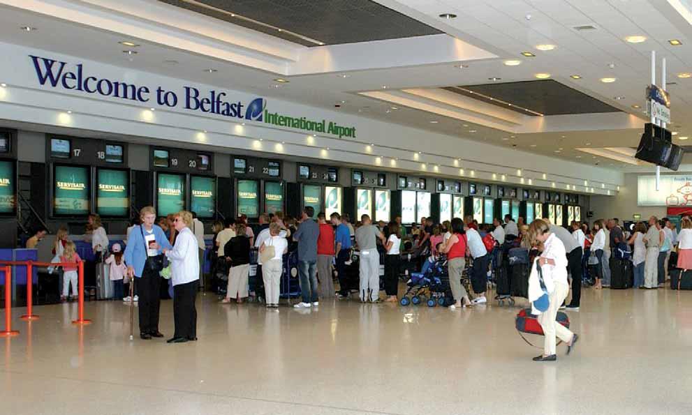 Hotels Aldergrove Airport