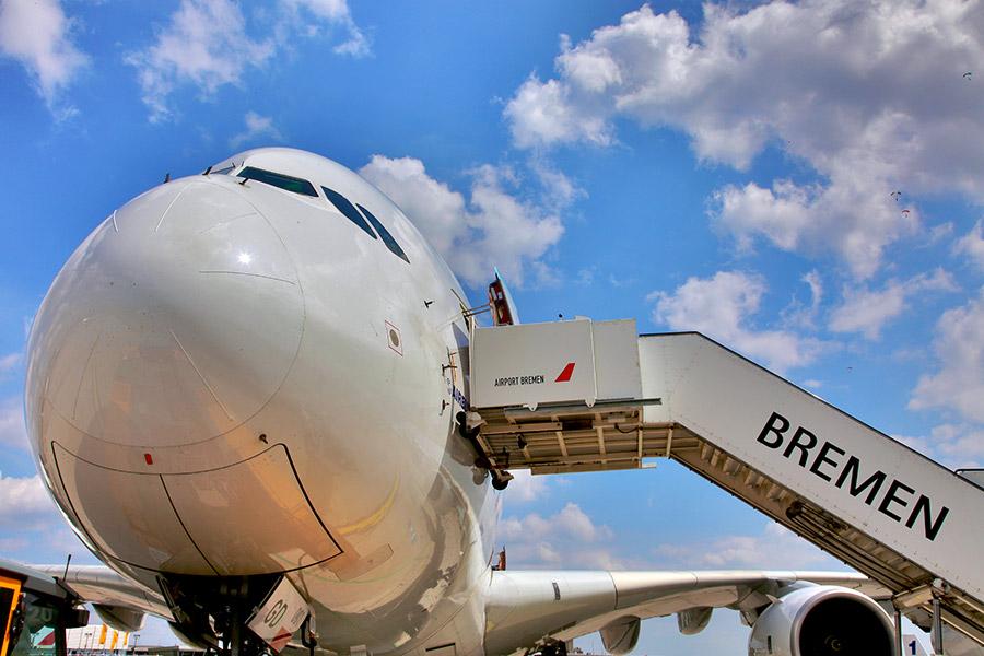 flughafen bremen karte Bremen Airport   Transport vom/zum Stadtzentrum, Tram Linie 6, Taxi