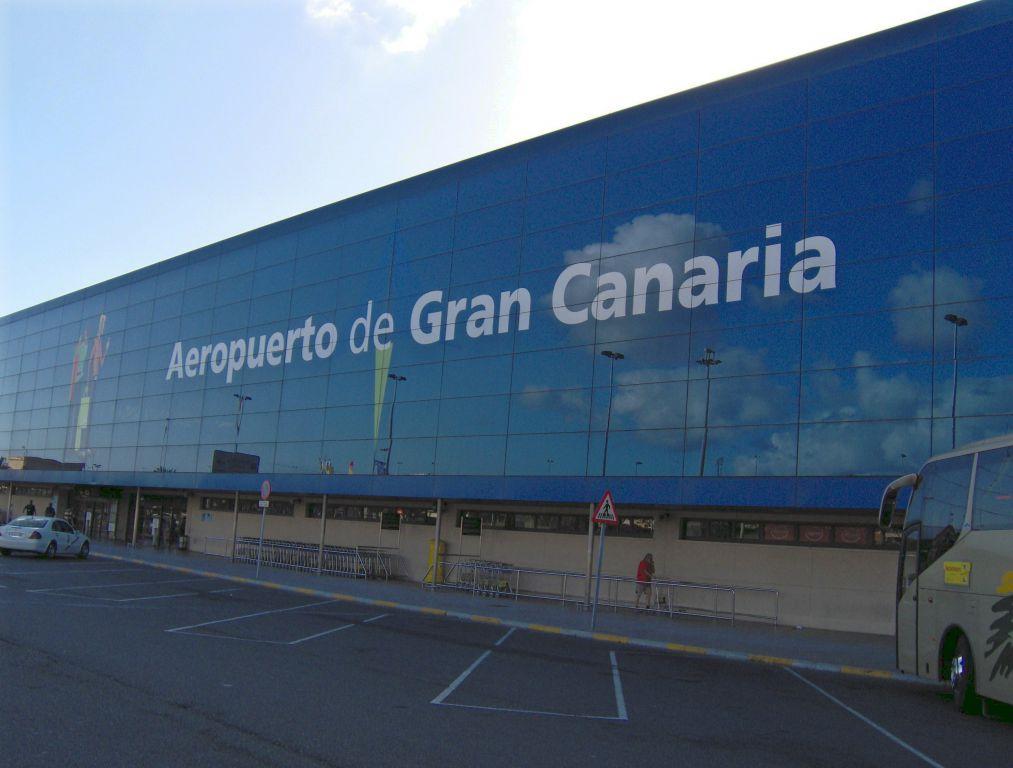 Aeroporto Gran Canaria : Gran canaria airport transport flughafen nach las palmas